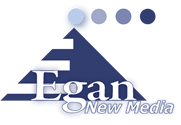 Egan New Media Logo